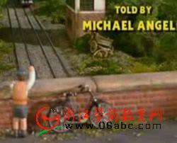 cctv少儿频道动画片:小火车托马斯来了