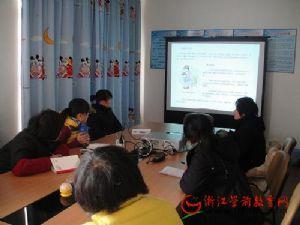 西湖区龙坞幼:儿童意外伤害防治知识培训