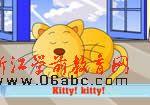 英文童谣:A fat cat