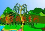 幼儿园flash歌曲:柳树姑娘