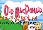 英语儿歌:新版Old MacDonald(FLASH)
