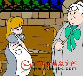 宝宝童话故事FLASH:灰姑娘的故事(3)