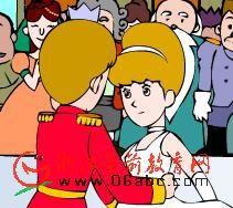 宝宝童话故事FLASH:灰姑娘的故事(4)