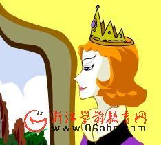 童话故事FLASH:白雪公主1