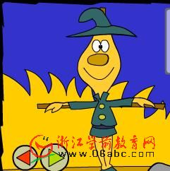 童话故事在线看:绿野仙踪2 FLASH