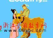 中国民俗节日FLASH:七夕节(农历7月7日)的故事
