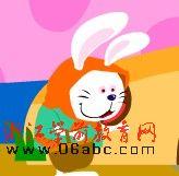 在线欣赏儿歌FLASH:小兔子乖乖