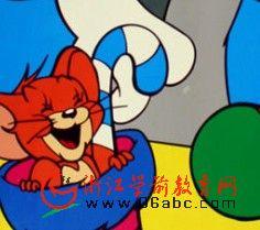 精彩动画wmv:《猫和老鼠》──【飞行猫】(中文字幕)