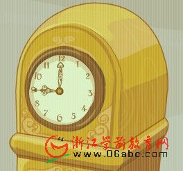 英文歌曲FLASH欣赏:My grandfather,s clock