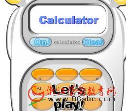 在线英语计算器:calculator(计算器)
