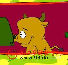 童话故事FLASH:小牛的大主意