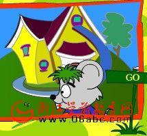 动物故事FLASH:会说好话的小老鼠