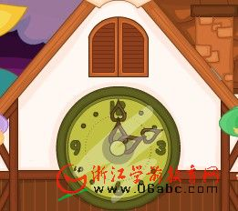 英文歌曲FLASH:round the clock