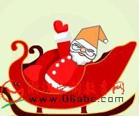 儿童折纸FLASH:圣诞帽