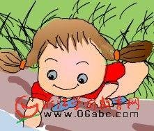 儿童歌曲FLASH:捉泥鳅