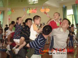 闻裕顺塘北幼:我老爸最棒!中班年级组大型亲子活动