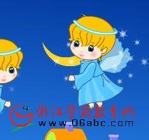 儿童歌曲FLASH:kum ba yah