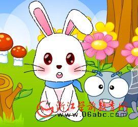 儿童歌曲FLASH:little peter rabbit(小兔彼得)