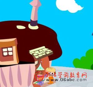 FLASH英文歌曲:The muffin man(卖松饼的人)
