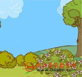 儿童英语故事FLASH:Come play with me(来和我一起玩)