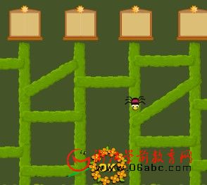 趣味英语游戏FLASH:visitors game2
