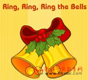 英语歌曲FLASH:ring ring ring the bells