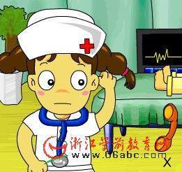 儿童益智游戏FLASH:急诊大观园4