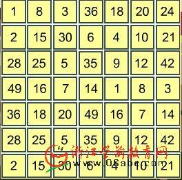 儿童数学游戏FLASH:拓荒五子骑5