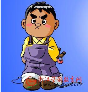 儿童数学游戏FLASH:小小盖奇综合运算大擂台3