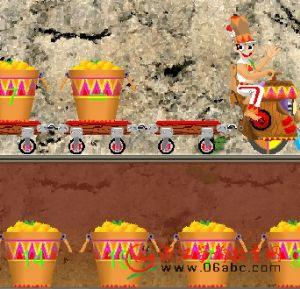 儿童数学游戏FLASH:数学小列车1