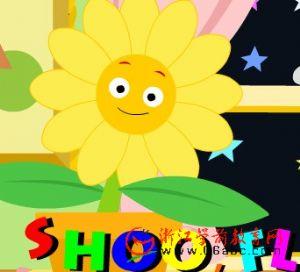 儿童FLASH英文歌曲:shoo fly