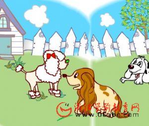 FLASH英文故事:animal counting