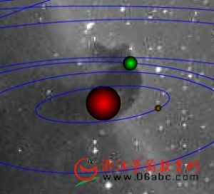 儿童科学常识课件:太阳系八大行星