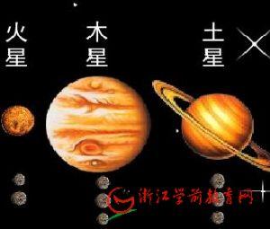 儿童科学常识课件:太阳系
