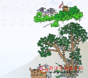 儿童学唐诗FLASH:清明 杜牧