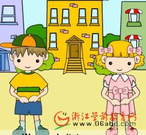 儿童英文歌曲FLASH在线听:Punchinello
