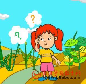 儿童英文歌曲FLASH欣赏:Oats peas beans