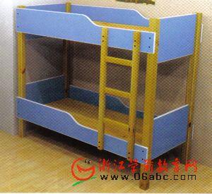 豪华双人床/高档幼儿园双层床