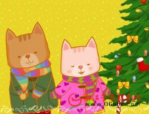 儿童英文歌曲FLASH欣赏:O Christmastree