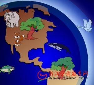 儿童科常课件:生物圈