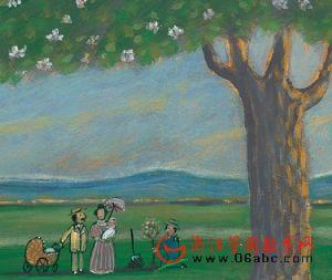 儿童绘本故事FLASH:树的声音