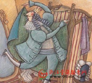 儿童绘本故事FLASH:国王的新衣