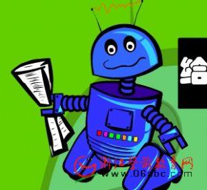 儿童歌曲FLASH:小小机器人