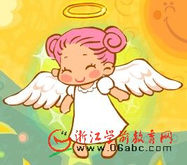 儿童英文歌曲Flash:angels watching over me(天使看护着我)