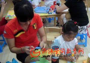 紫荆幼儿园特色活动之亲子制作乐趣多