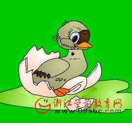 安徒生童话故事FLASH:丑小鸭(6岁幼儿)
