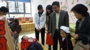 下城区幼儿园2010游戏节在绿洲花园幼儿园隆重开幕