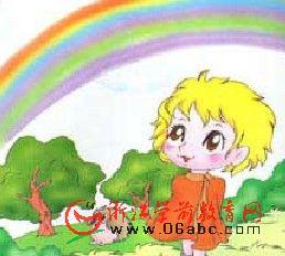 幼儿园儿歌FLASH:彩虹桥