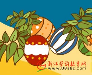 FLASH英文故事在线看:The Easter Holiday