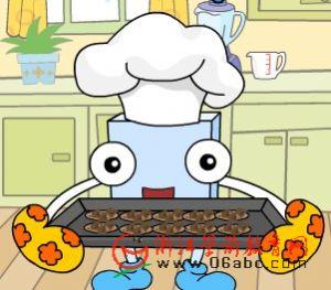 FLASH英文故事在线看:yummy cookies